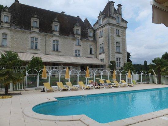 Chateau de Monrecour : Chateau