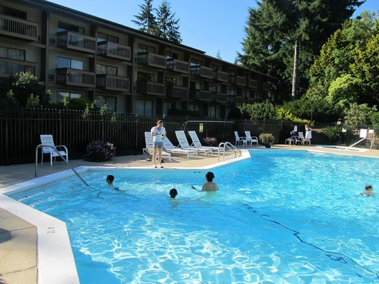 Hotel RL Olympia by Red Lion: Pool