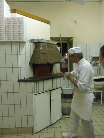 Il Capanno: The chef