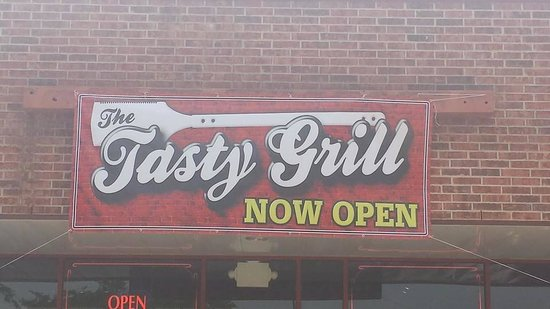 The Tasty Grill