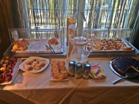 Wilson Boutique Hotel: Breakfast