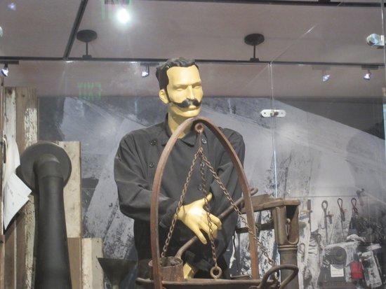 New Almaden Mercury Mining Museum: New Almaden Mining Museum, San Jose, Ca