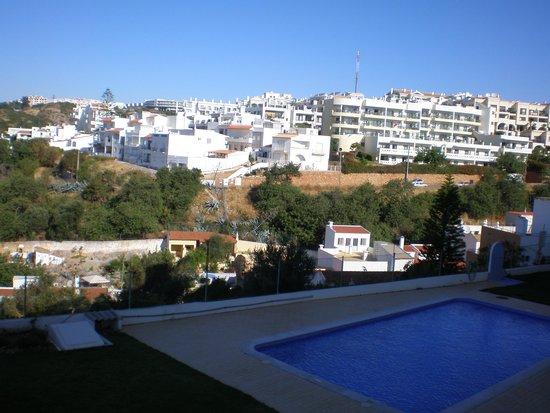 Cerro Branco Apartments : view from balcony