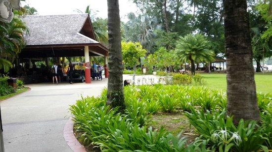 Vivanta by Taj Rebak Island, Langkawi: Chegando ao Resort
