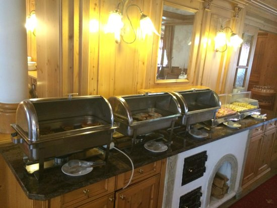 Hotel BinderBubi: Breakfast Buffet 2