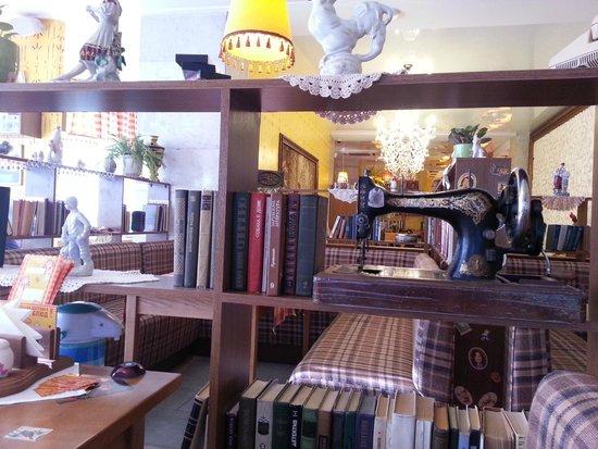 CityHotel: Katusha cafe
