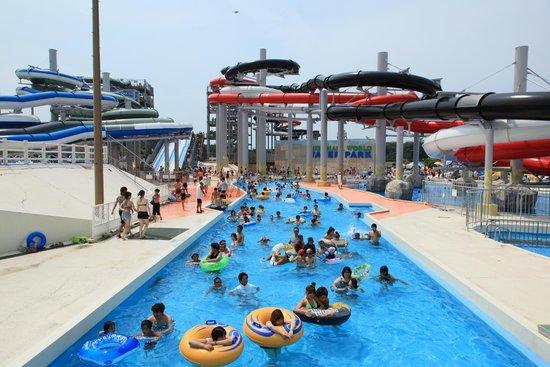 Sakai, ญี่ปุ่น: 流れるプール