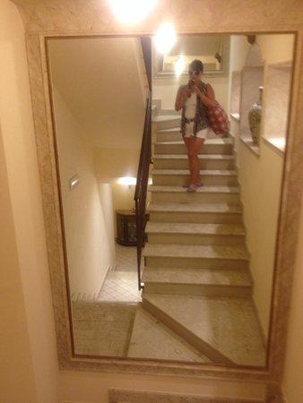 Hotel Taodomus: Stairway to heaven