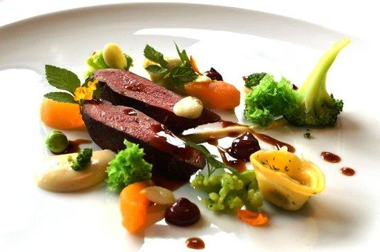 Gourmetrestaurant Hotel Tennerhof: Gourmet-Restaurant Tennerhof