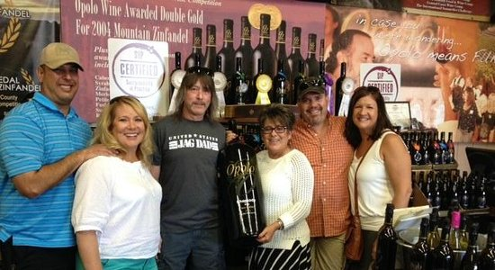 Uncorked Wine Tours: Opolo