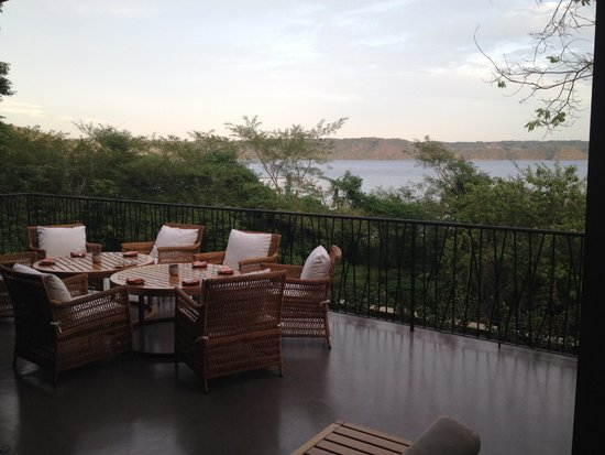 Andaz Peninsula Papagayo Resort: Dining al Fresco