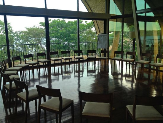 Andaz Peninsula Papagayo Resort: My meeting space (Studio 2)