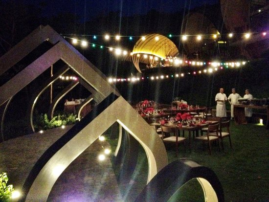 Andaz Peninsula Papagayo Resort: Outdoor event space