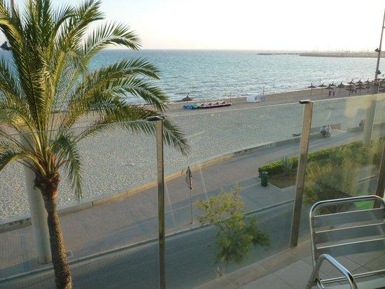 Hotel Playa : vue de la chambre