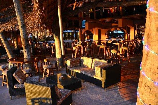 Hotel Espadon Nosy Be: Restaurant