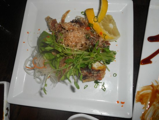 Nuka: soft shell crab