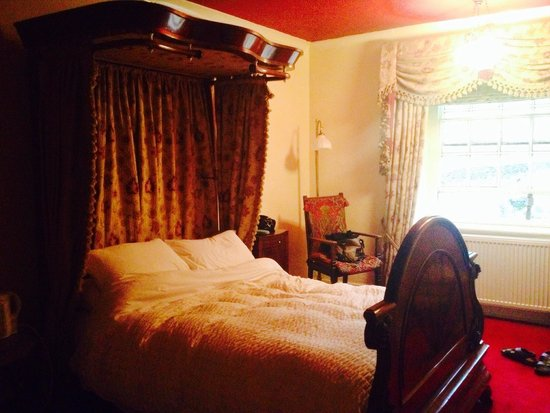 Bank Top Farm B&B: Loverly rooms lots of character