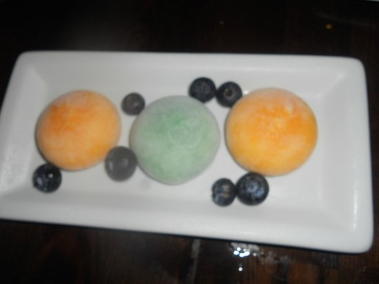 Nuka: mochi ice cream