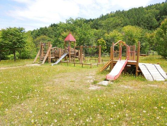 Sangaitaki Park : 公園内の遊具