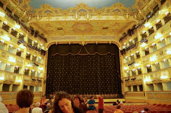 Teatro La Fenice : Lovely!