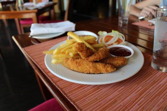 Vivanta by Taj Rebak Island, Langkawi : Comida deliciosa!