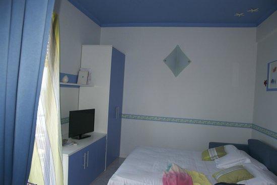 Hotel Mondial: Аппартаменты на 3 этаже (№ 68)