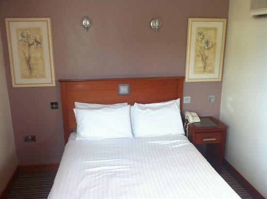 The Grand Hotel Swansea: Standard double room