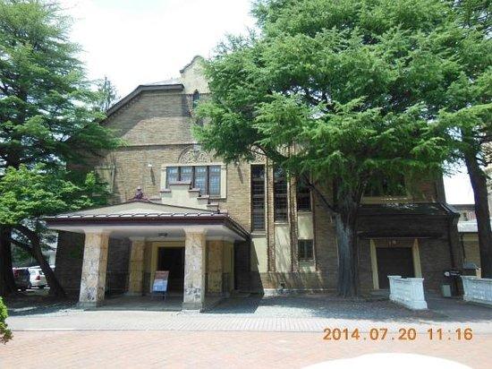 Katakura Hall : 風呂ではない方