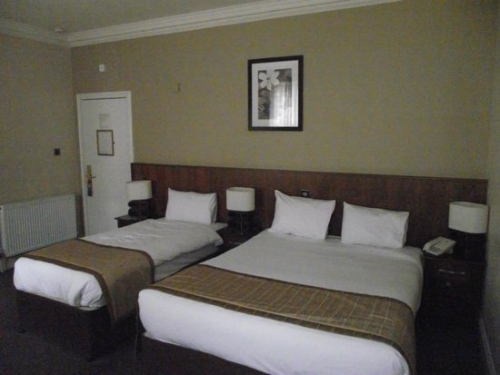 The Central Hotel: Room 206
