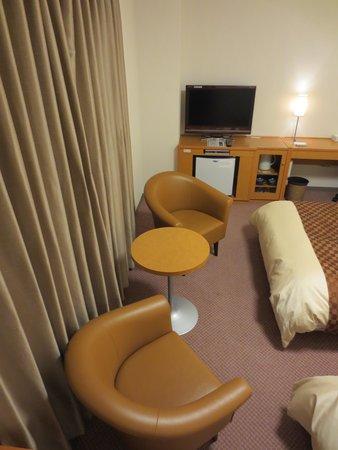 Hotel New Tanaka: ソファセット