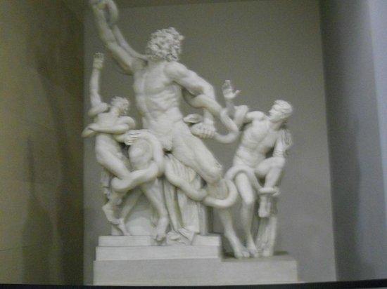 Musées du Vatican : Musei Vaticani
