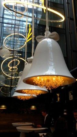Andaz Amsterdam Prinsengracht : Lobby