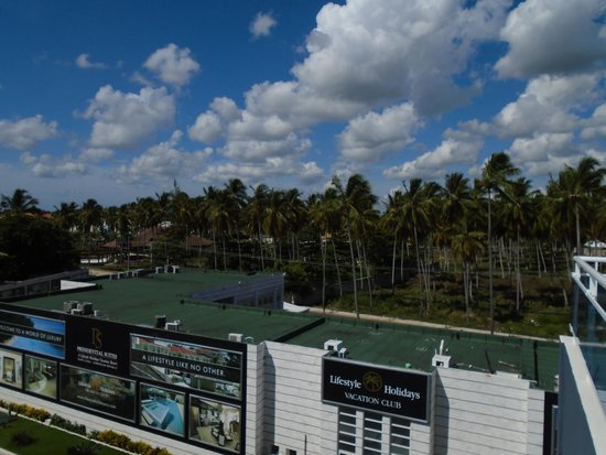 Presidential Suites - Punta Cana : view from the roof