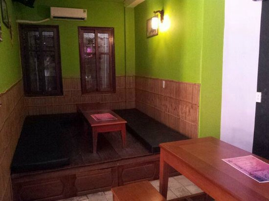 Hue Backpackers' Hostel: Chillout Lounge