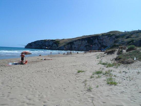 Zaiana: Spiaggia