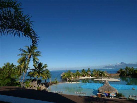 InterContinental Tahiti Resort & Spa : pool area