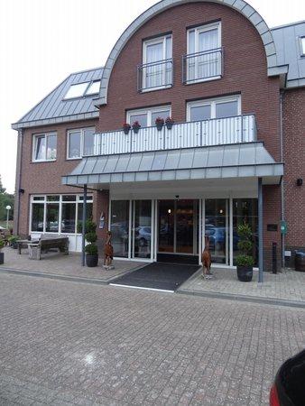 Hotel De Pelikaan Texel: Receptie hotel de Pelikaan