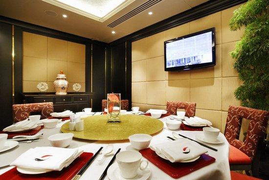 Hoi King Heen (Mody Road) : Hoi King Heen private room