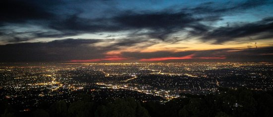 SkyHigh Mount Dandenong: The view from the observation deck
