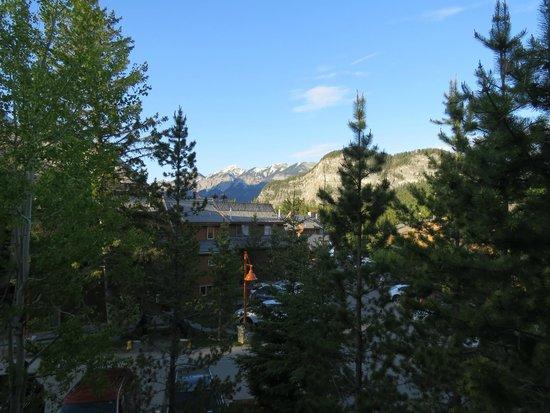 Hidden Ridge Resort : View from room