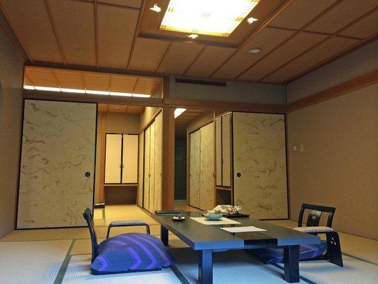 Shikisai Ichiriki: 客室