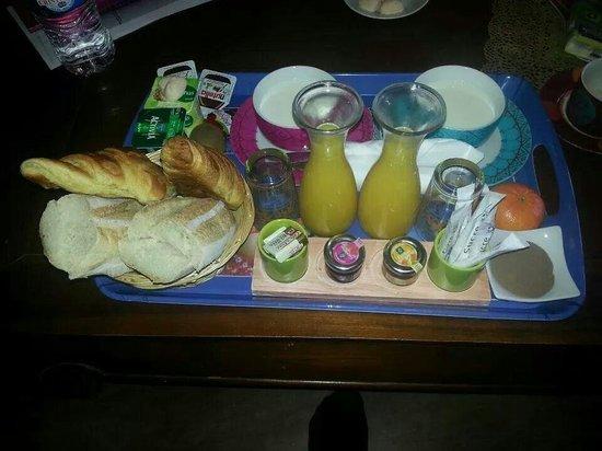 Nuit d'Ailleurs : Le petit déjeuner au top