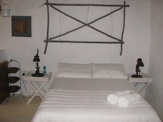 Brakdakkie Prince Albert : Double bed