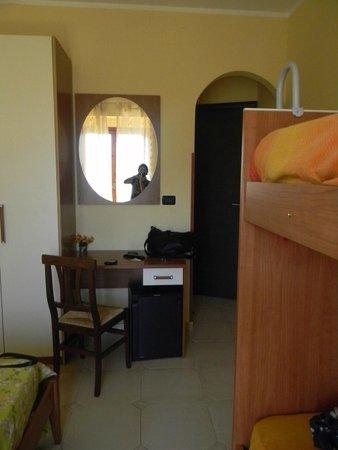 Hotel Barbieri: Habitación