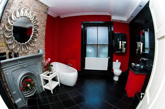 Mitre Hotel: Luxury double bathroom