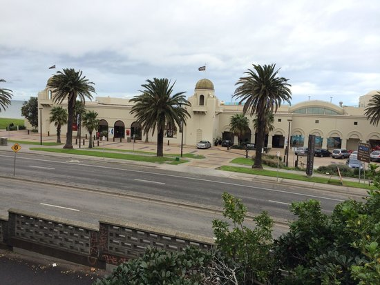 St. Kilda Beach : St Kilda Beach