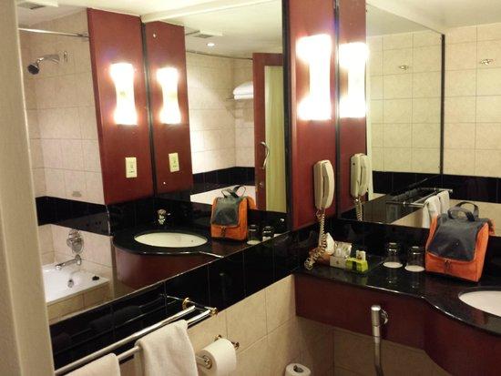 InterContinental Lusaka: bathroom