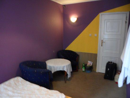 Hostel Przy Targu Rybnym: pokój