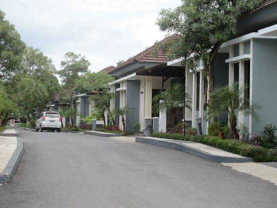 The Luxio Hotel: seperti di perumahan ya