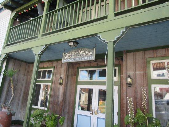 Jardines de San Juan Restaurant, San Juan Bautista, CA